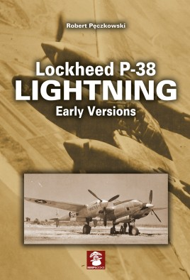 Lockheed P-38 Lightning Early Versions