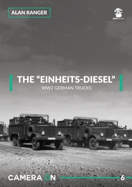 "The ""Einheits-diesel"" WW2 German Trucks"