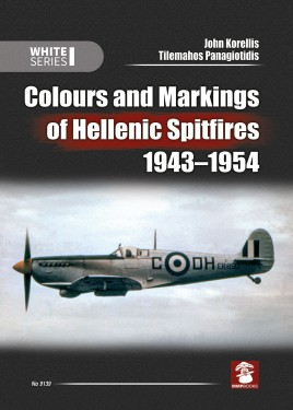 Colours and Markings of Hellenic Spitfires 1943-1954