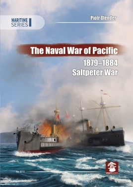 The Naval War of Pacific, 1879-1884