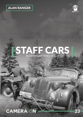 Staff Cars in Germany WW2 vol. 2