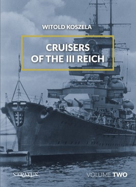 Cruisers of the III Reich. Volume 2