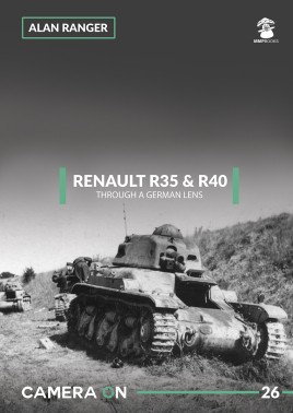 Renault R35 & R40 Through a German Lens