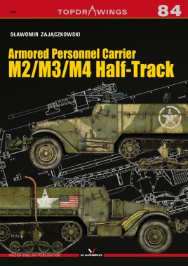 Armored Personnel Carrier M2/M3/M4 Half-Track