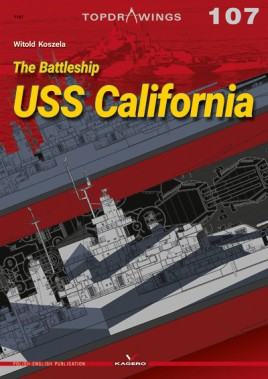 The Battleship USS California