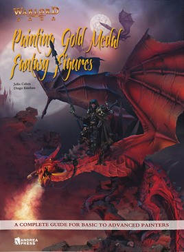 Painting Gold Medal Fantasy Figures