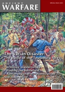 The Varian Disaster: The Battle of the Teutoburg Forest