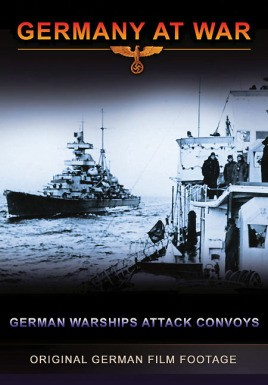Warships Attack Convoys