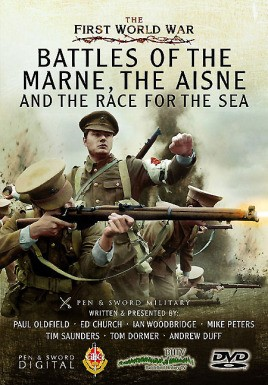 The Battles of the Marne, the Aisne and the Race to the Sea