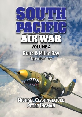 South Pacific Air War Volume 4