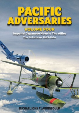 Pacific Adversaries Volume Four