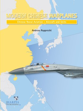 Modern Chinese Warplanes