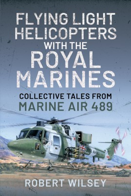 Flying Light Helicopters with the Royal Marines