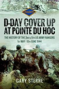 D-Day Cover Up at Pointe du Hoc