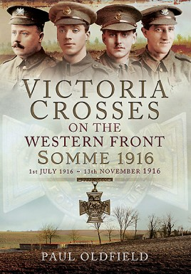 Victoria Crosses on the Western Front - Somme 1916