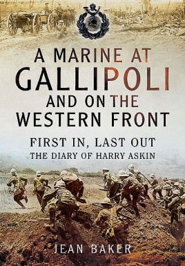 A Marine at Gallipoli and on The Western Front