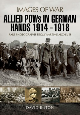 Allied POWs in German Hands 1914 - 1918