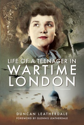Life of a Teenager in Wartime London