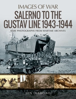 Salerno to the Gustav Line 1943–1944