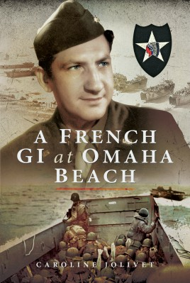 A French GI at Omaha Beach