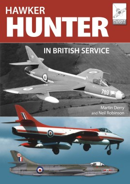 The Hawker Hunter in British Service