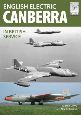 The English Electric Canberra in British Service