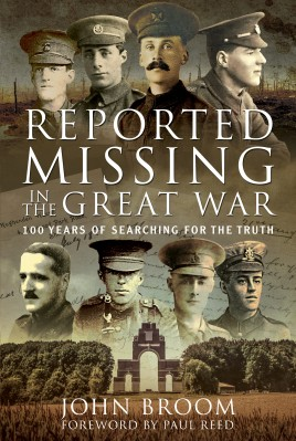 Reported Missing in the Great War