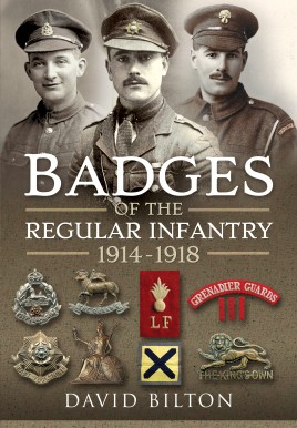 Badges of the Regular Infantry, 1914–1918