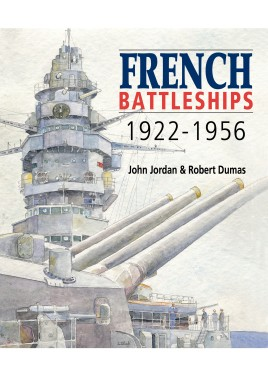French Battleships, 1922–1956