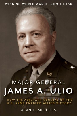 Major General James A. Ulio