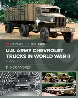 U.S. Army Chevrolet Trucks in World War II