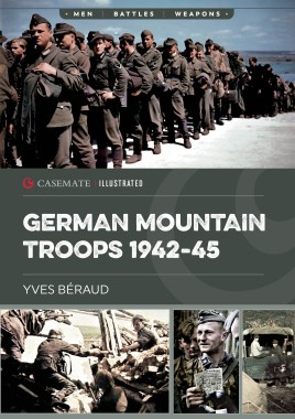 German Mountain Troops 1942–45