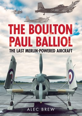 The Boulton Paul Balliol