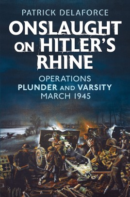 Onslaught on Hitler's Rhine