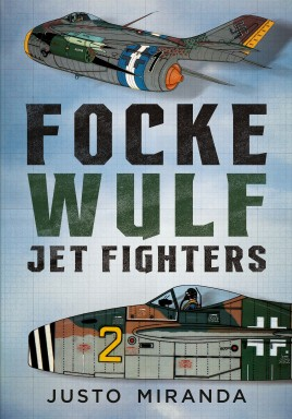 Focke Wulf Jet Fighters