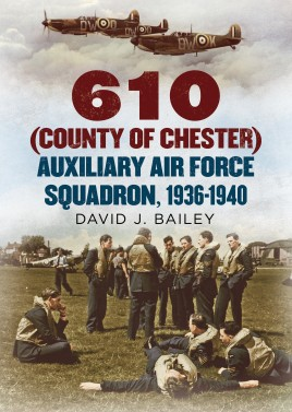 610 (County of Chester) Auxiliary Air Force Squadron, 1936-1940