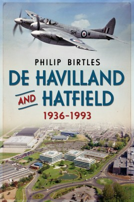 De Havilland and Hatfield 1936-1993