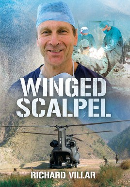 Winged Scalpel