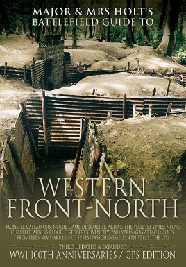 The Western Front - North: Battlefield Guide