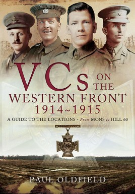 Victoria Crosses on the Western Front August 1914 - April 1915
