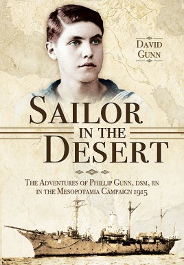 Sailor in the Desert