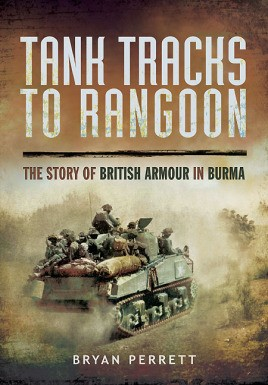 Tank Tracks to Rangoon