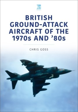 British Ground-Attack Aircraft of the 1970s and '80s