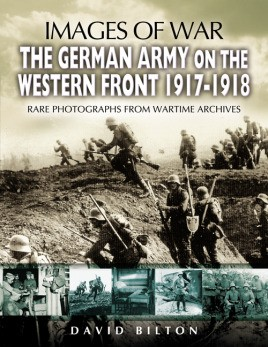 German Army on the Western Front 1917 - 1918