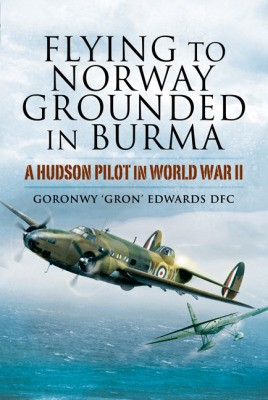 Flying to Norway, Grounded in Burma