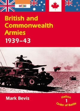 British and Commonwealth Armies 1939-43