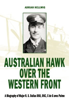 Australian Hawk Over the Western Front