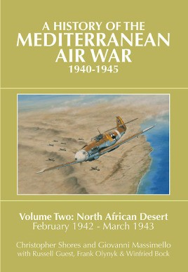 A History of the Mediterranean Air War, 1940-1945. Volume 2