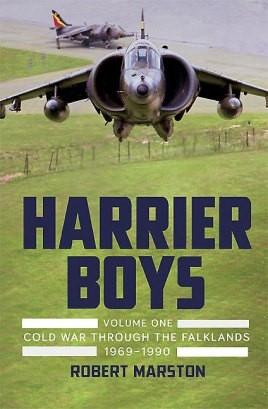 Harrier Boys. Volume 1