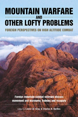 Mountain Warfare and Other Lofty Problems